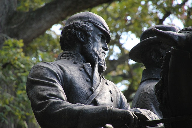 There are still 1,728 Confederate symbols on display in the U.S.