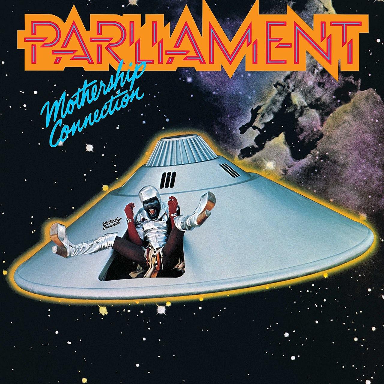Cover for Parliament's 1975 album