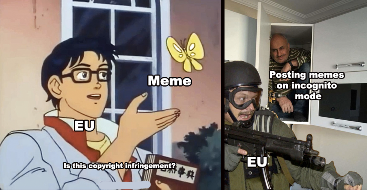 Eu Meme Law