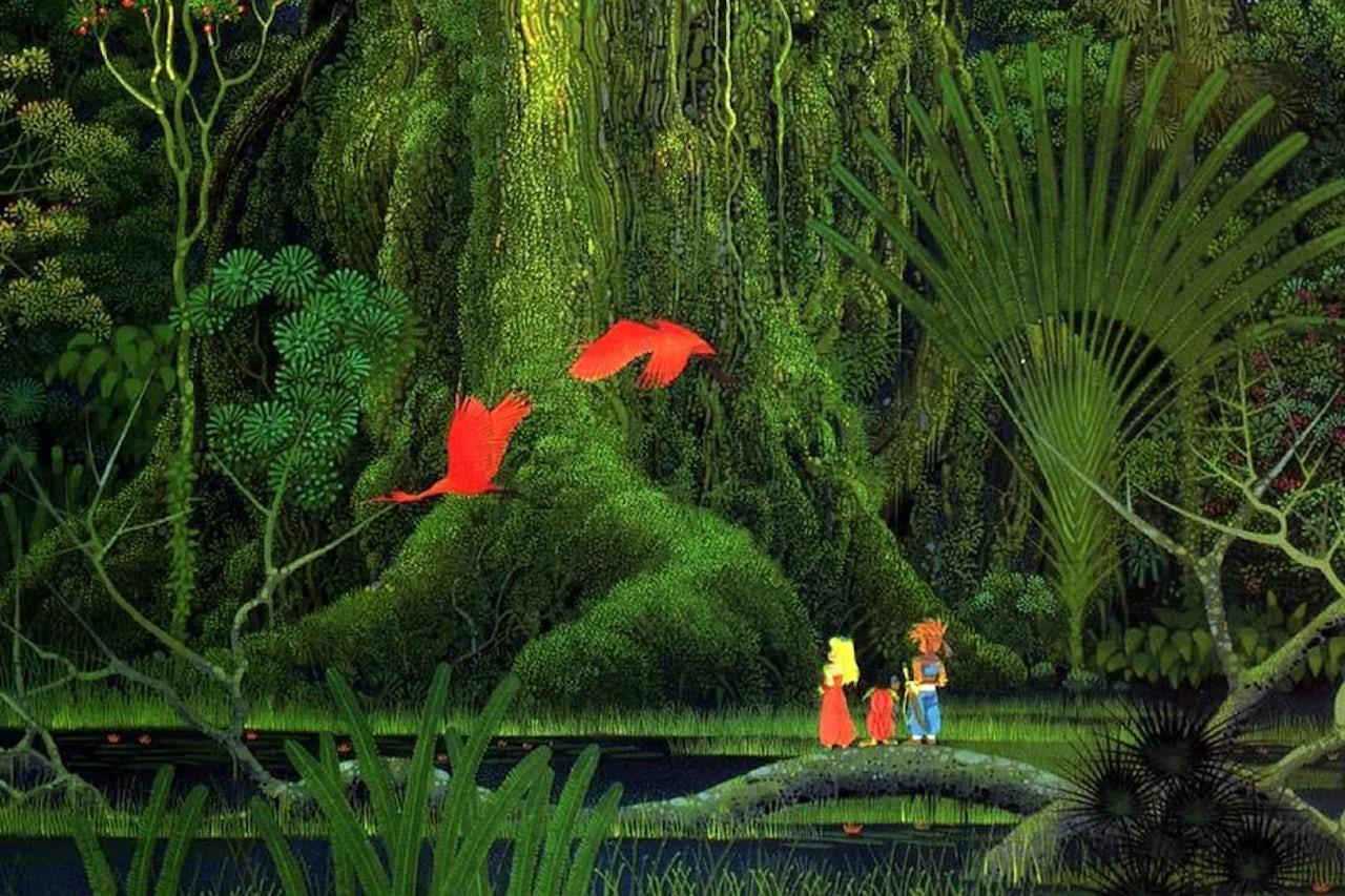Art from 1993's Secret of Mana.