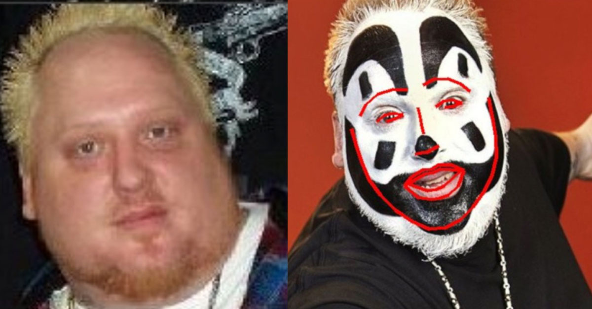Juggalos figured out how to beat facial recognition