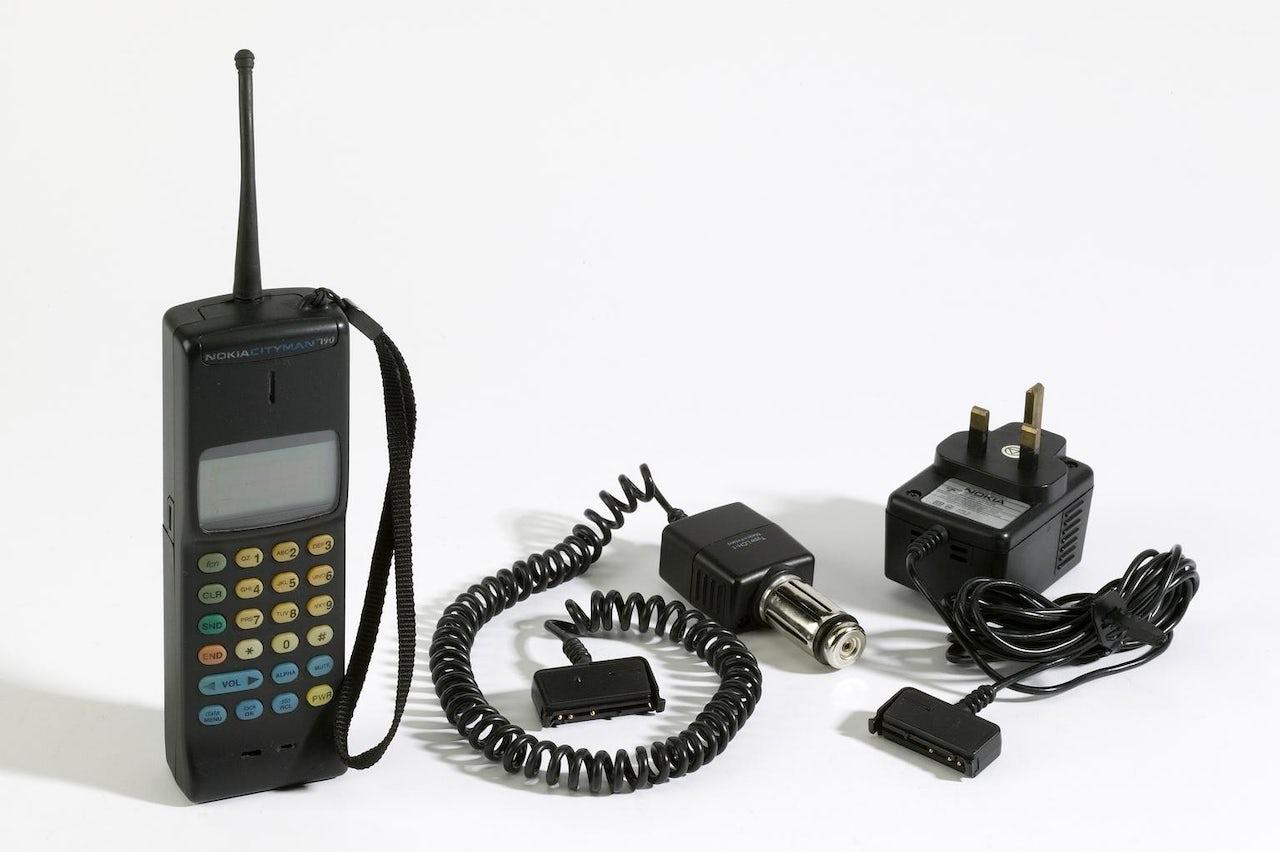 Nokia Cityman 190 (1988)