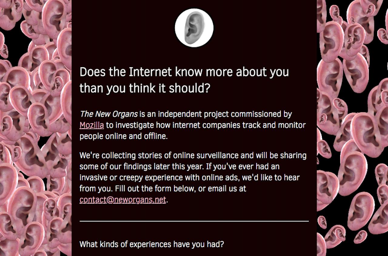 theoutline.com - Oscar Schwartz - Digital ads are starting to feel psychic