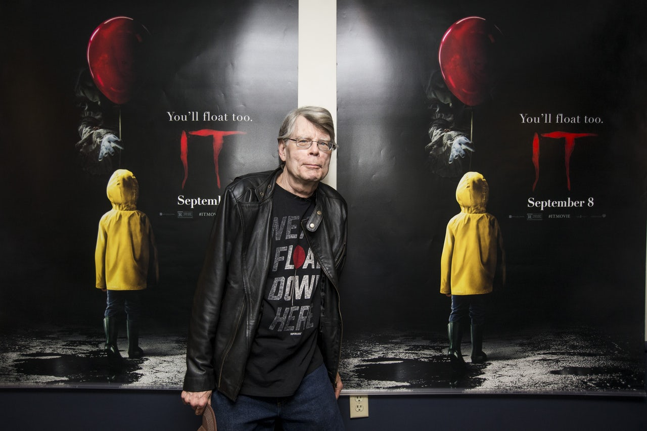 The generation that grew up on Stephen King is taking him back