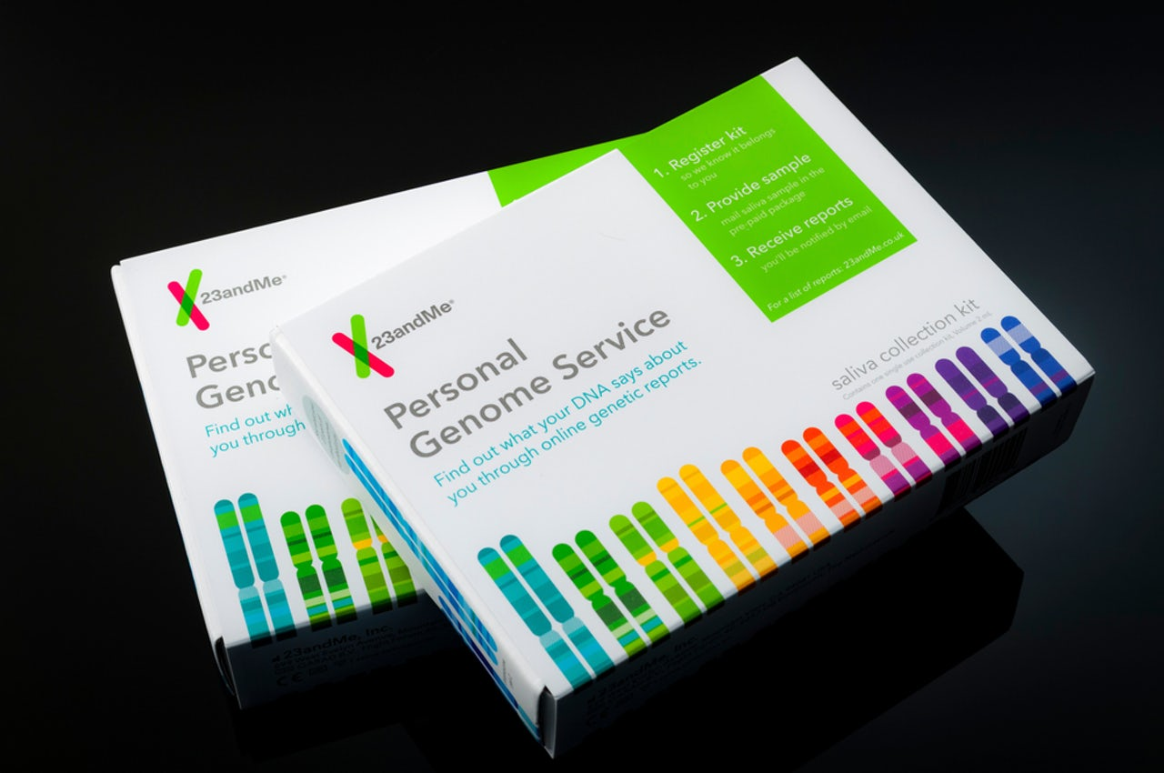 Here's the data 23andMe will give to GlaxoSmithKline