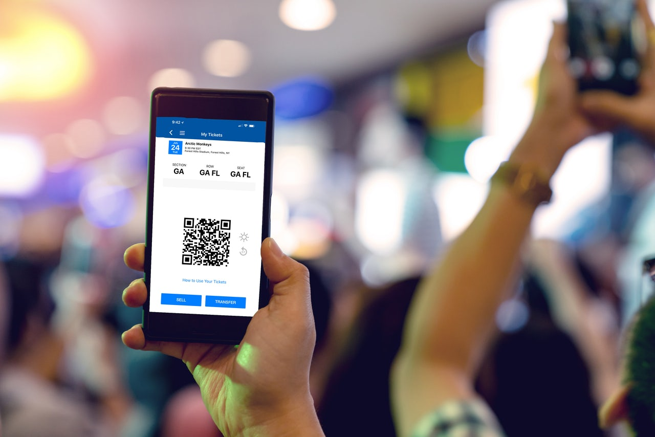Ticketing app AXS scrapes all the data it can get from your