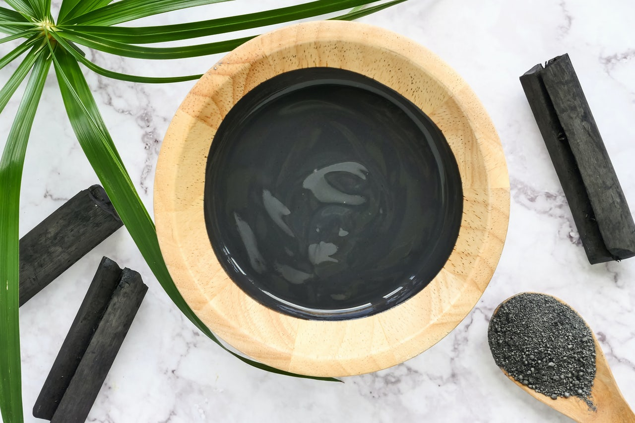 Activated charcoal is an actual detox product, which is why you should avoid it