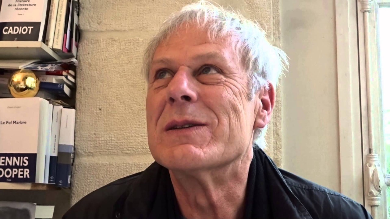 Dennis Cooper doesn't want you to look away