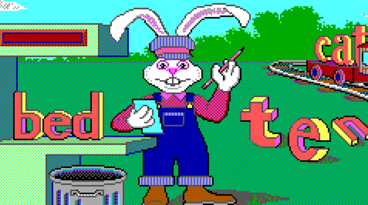 The rise and fall of the company behind 'Reader Rabbit' and