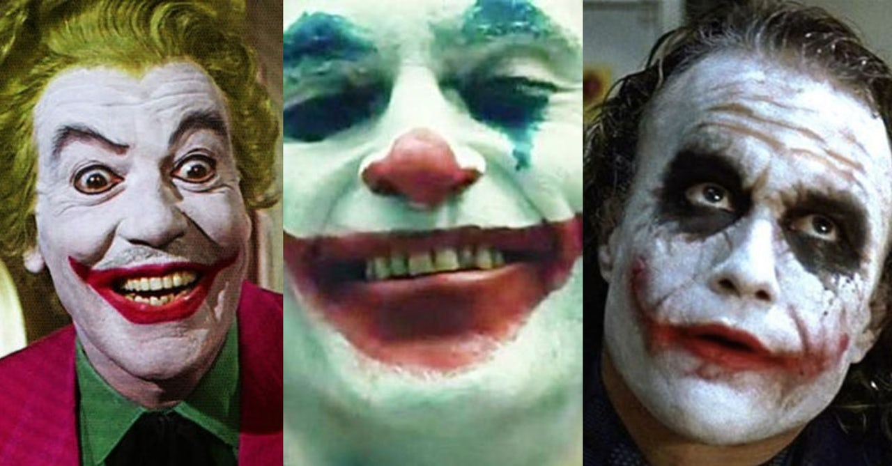Which Version Of The Joker Is The Creepiest We Asked Some