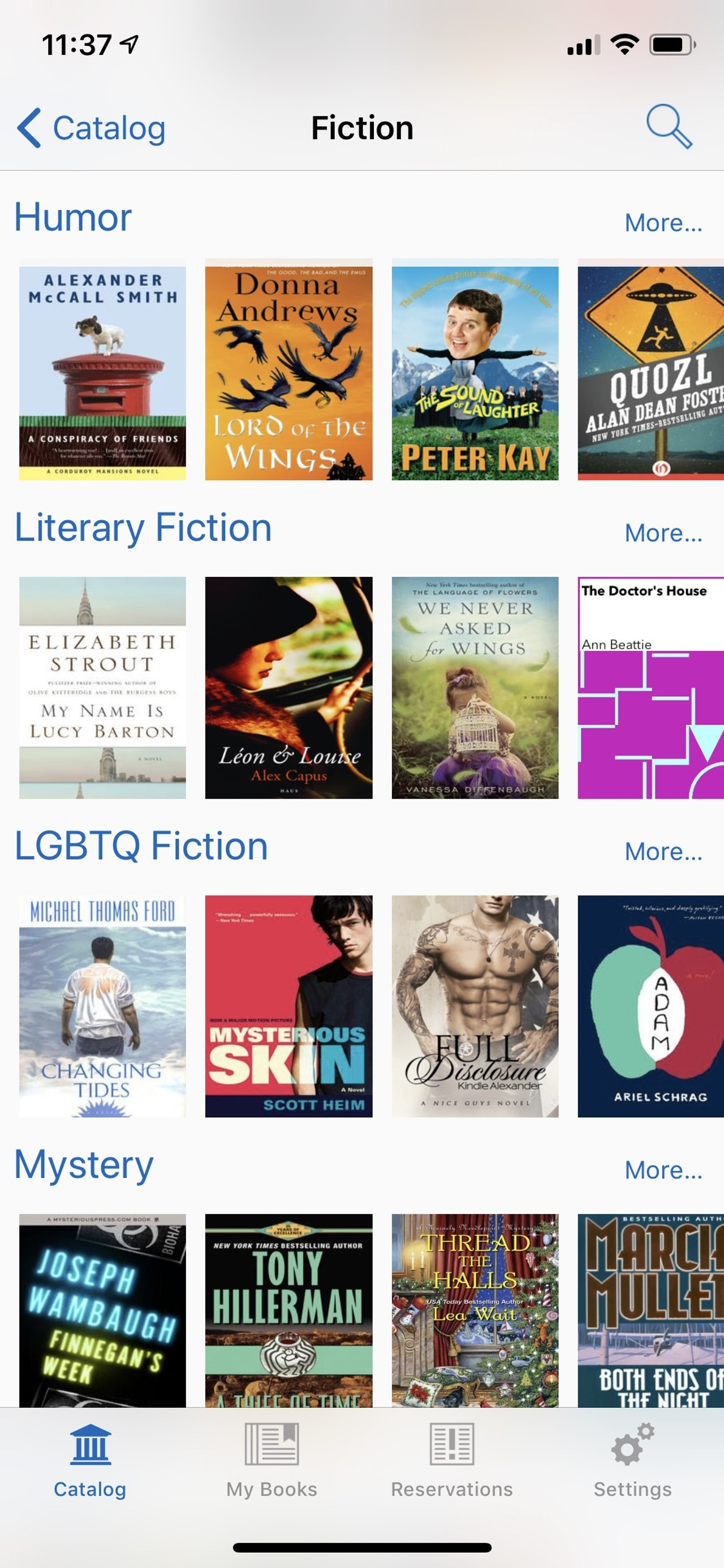 A Good Place: An entire free library on your phone