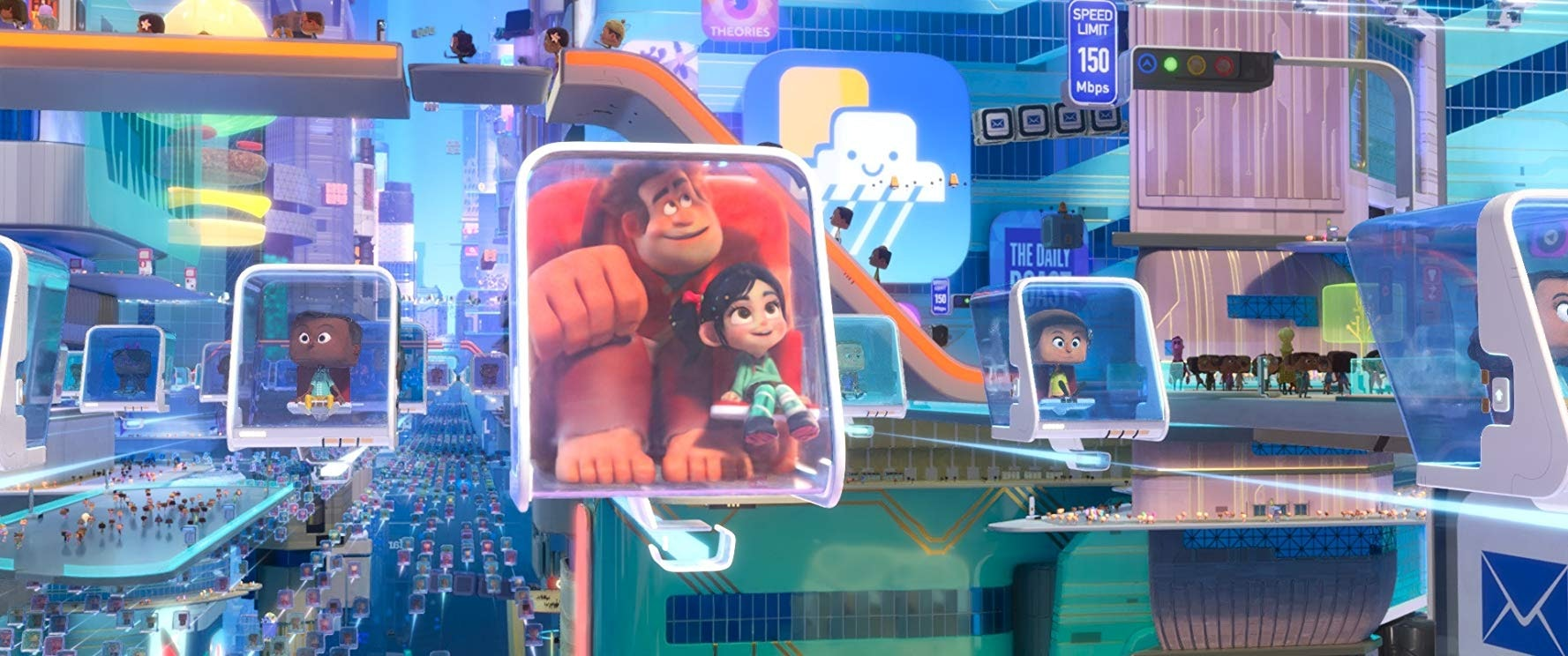 The internet stinks and 'Ralph Breaks the Internet' knows why