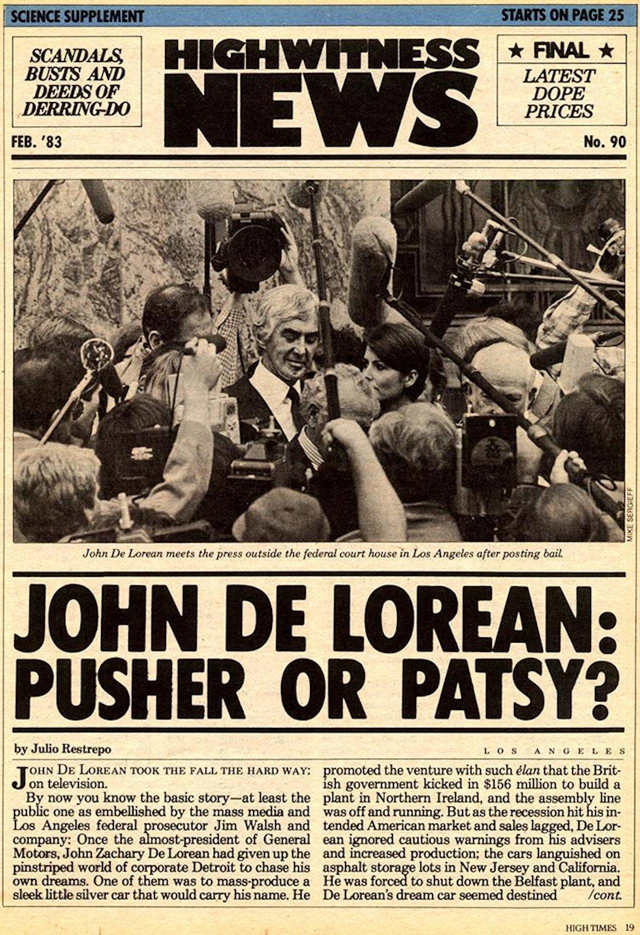 Highwitness News, February 1983.