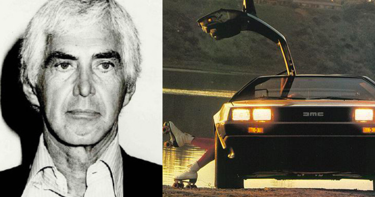 Demon Underneath: John DeLorean and the invention of the future