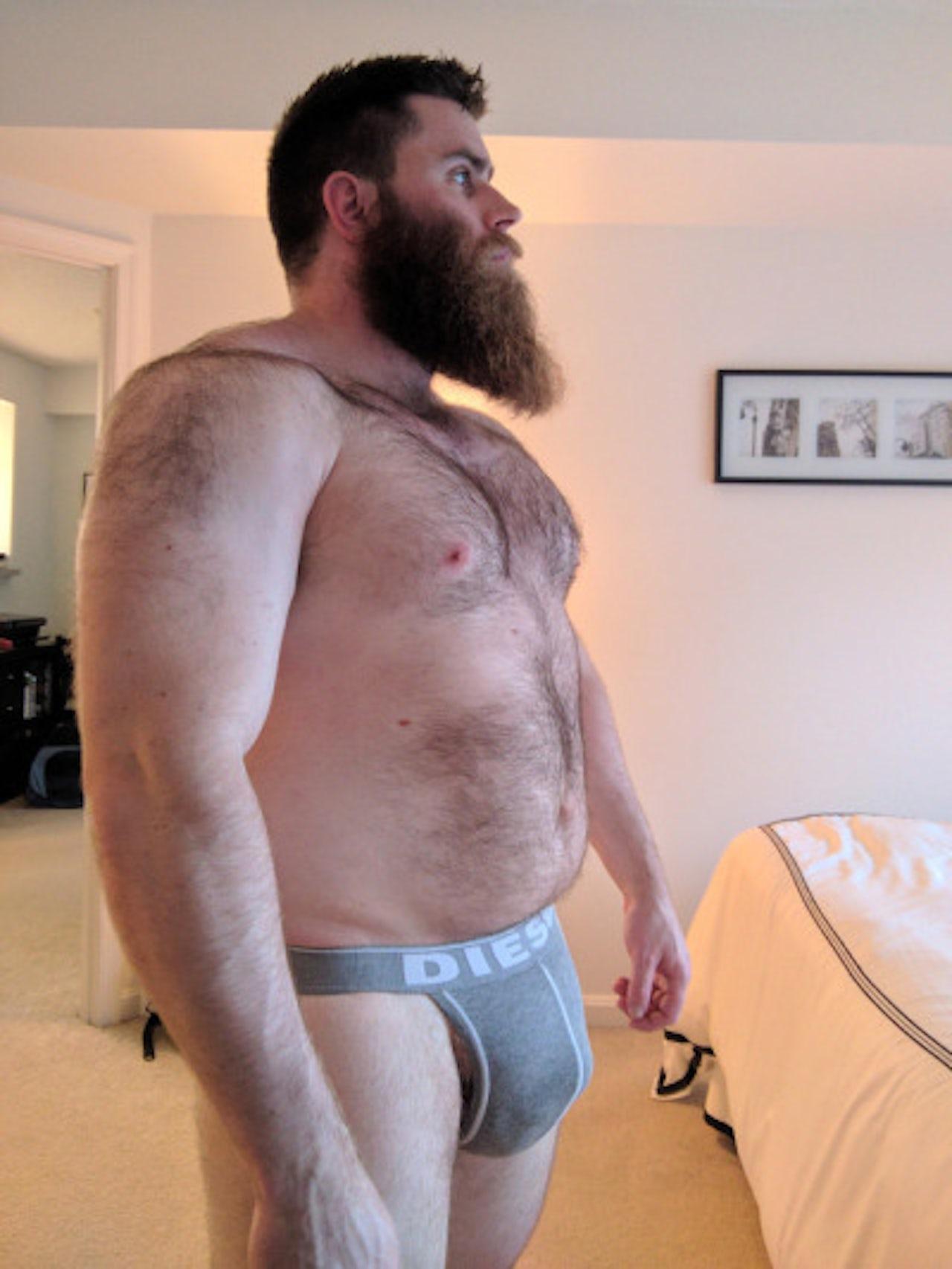 Do gay guys have bigger dicks