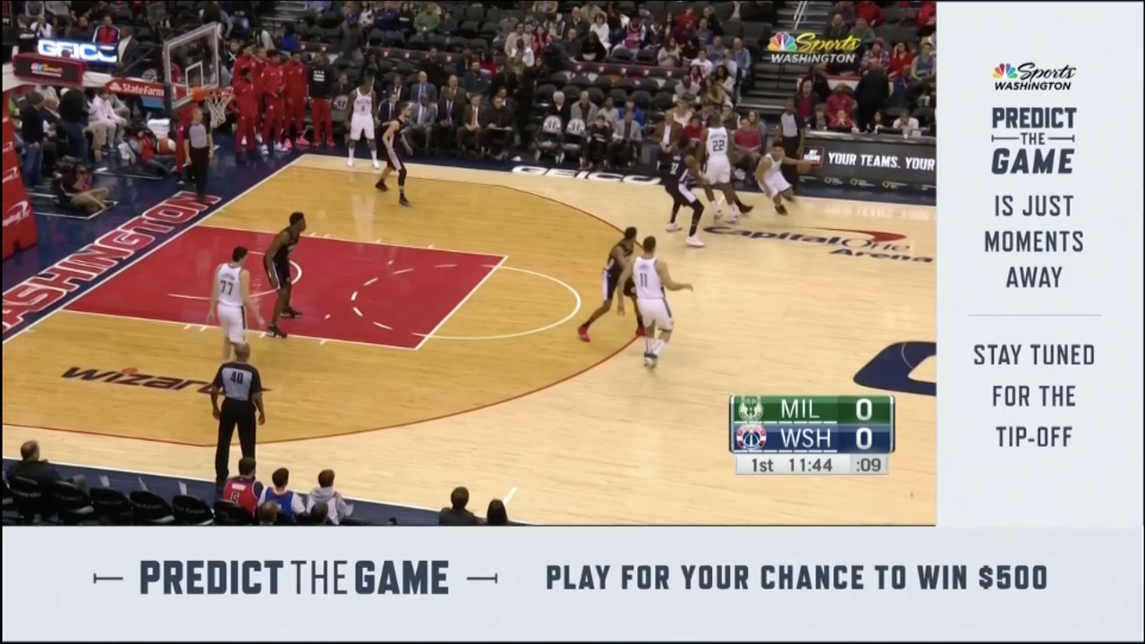 Interactive sports broadcasts will be like having a slot