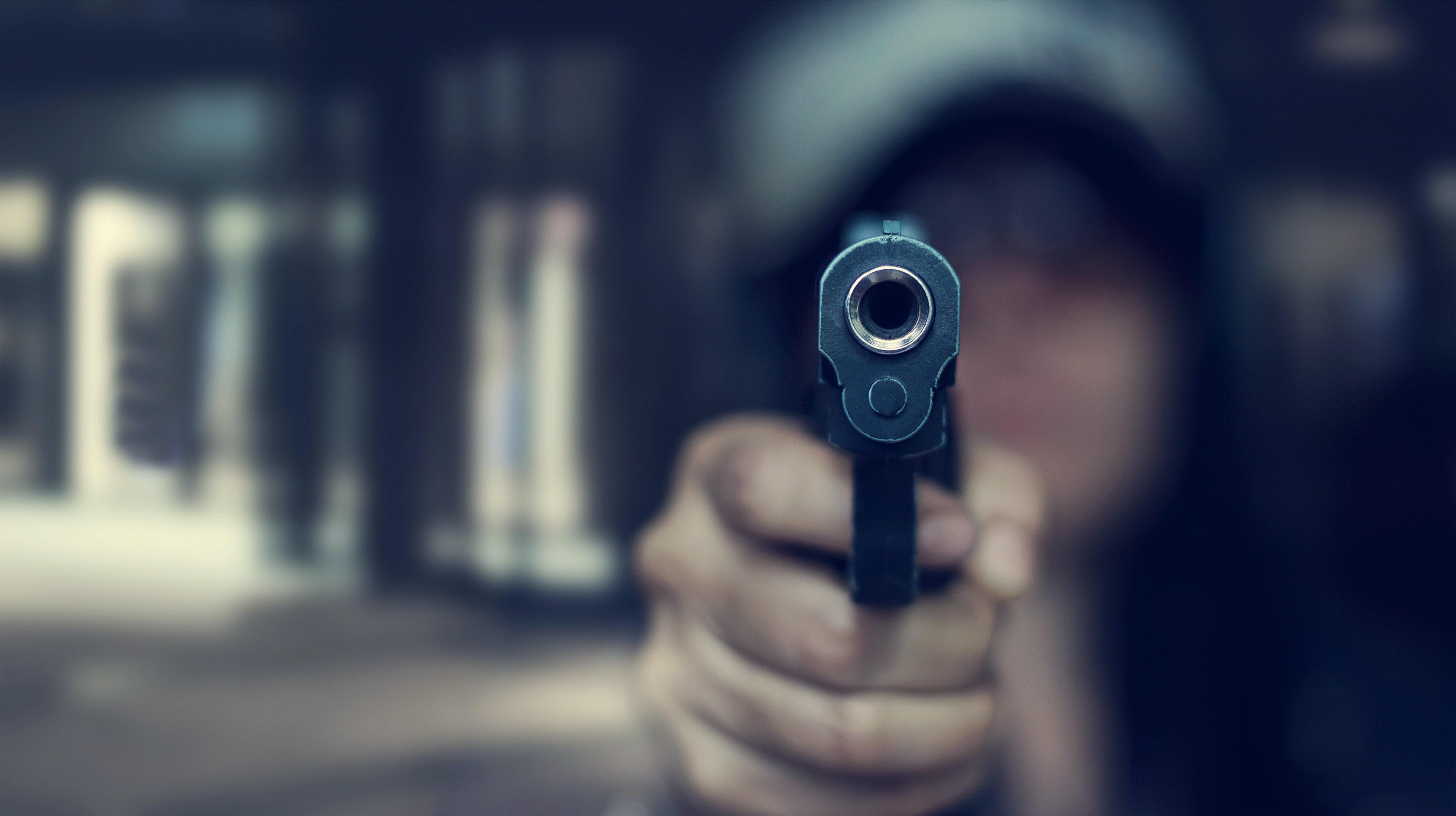 Brits don't acknowledge their gun problem