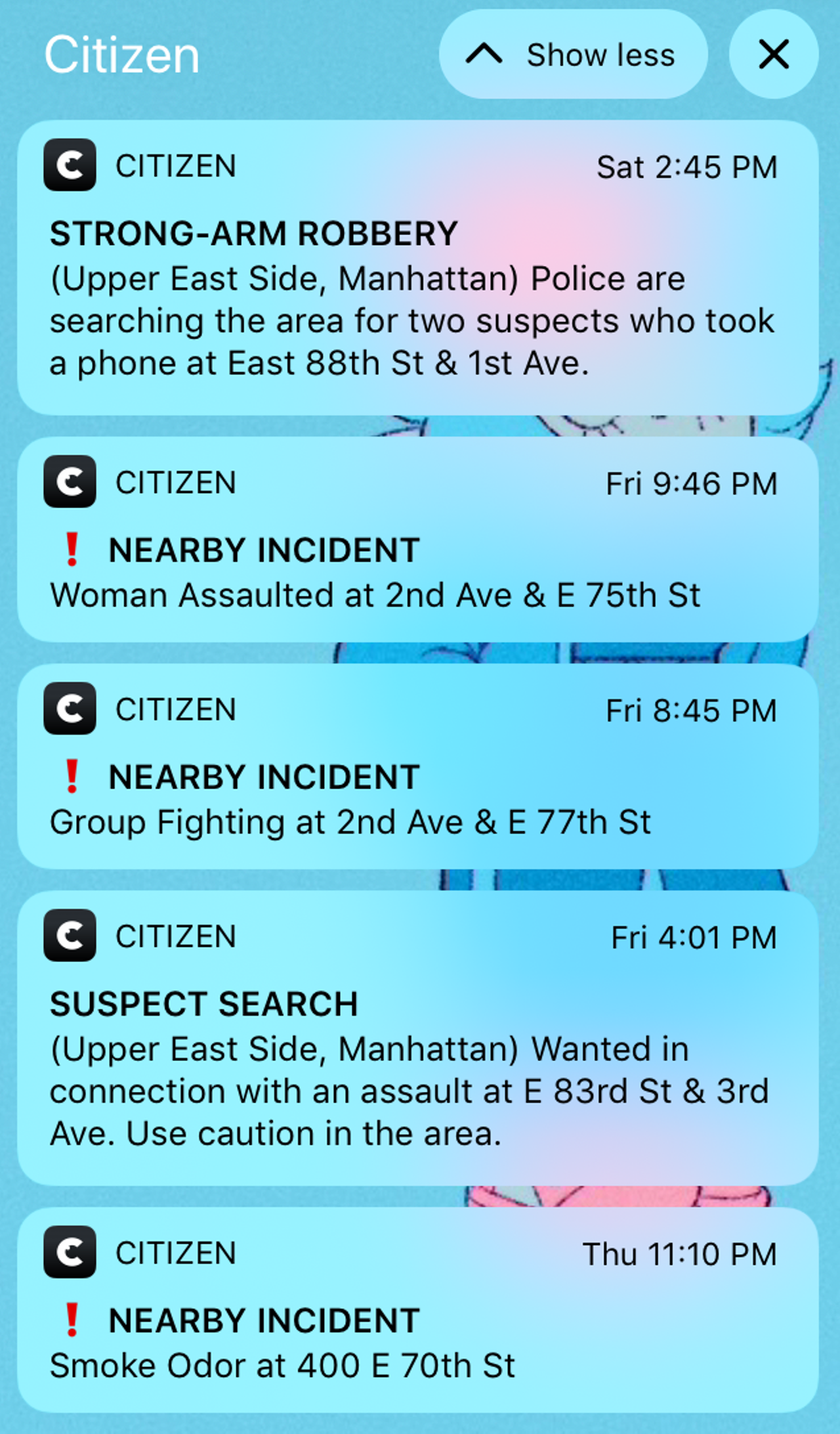 Neighborhood security apps are making us wildly paranoid