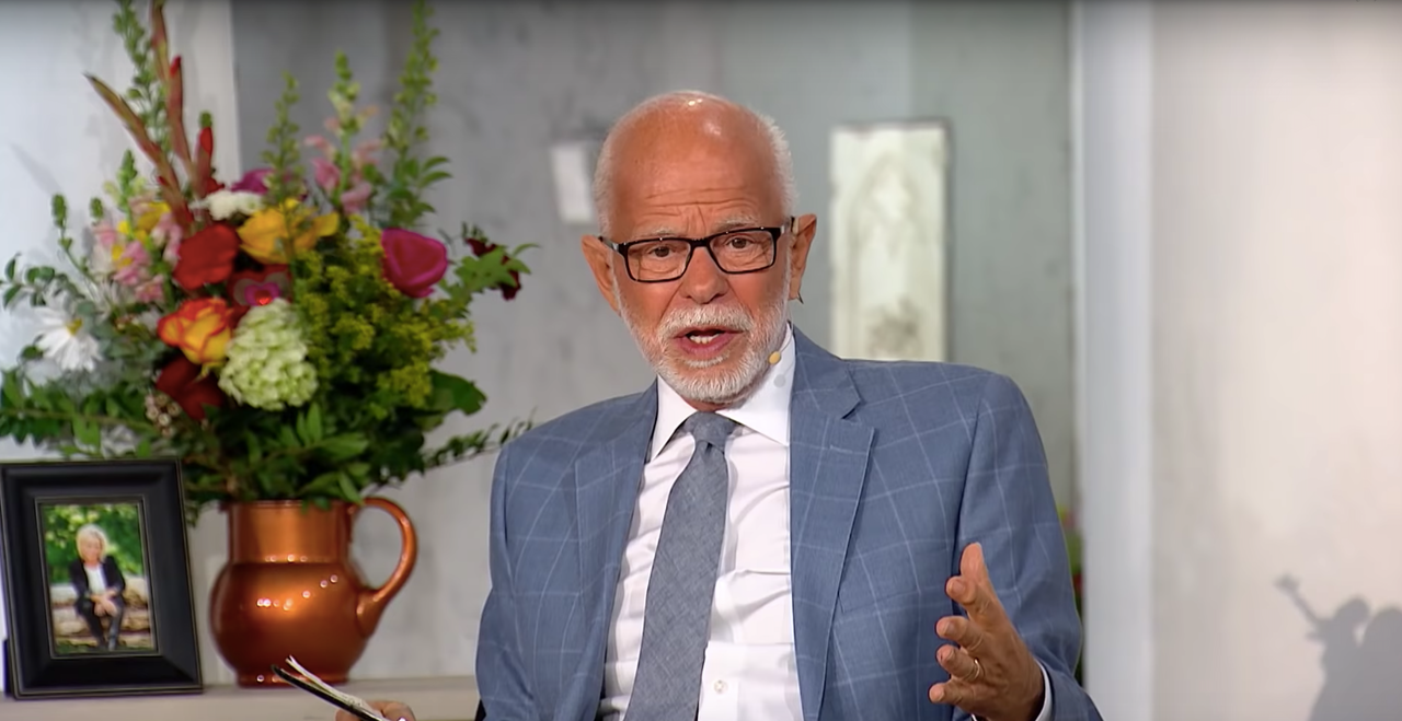We live in hell so of course Jim Bakker is still here | The Outline