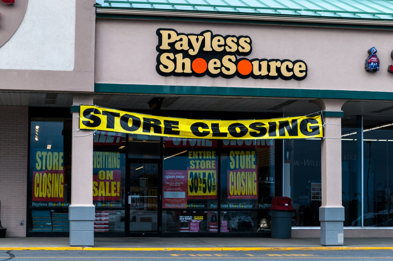 570bb85cc9b Farewell to Payless and its terrible, no good, very cheap ...