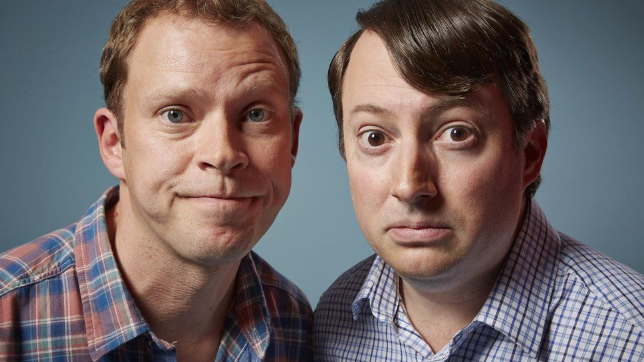 We are all trapped in one particular episode of 'Peep Show'
