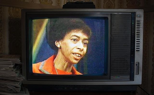 The woman who recorded 70,000 VHS tapes of... news