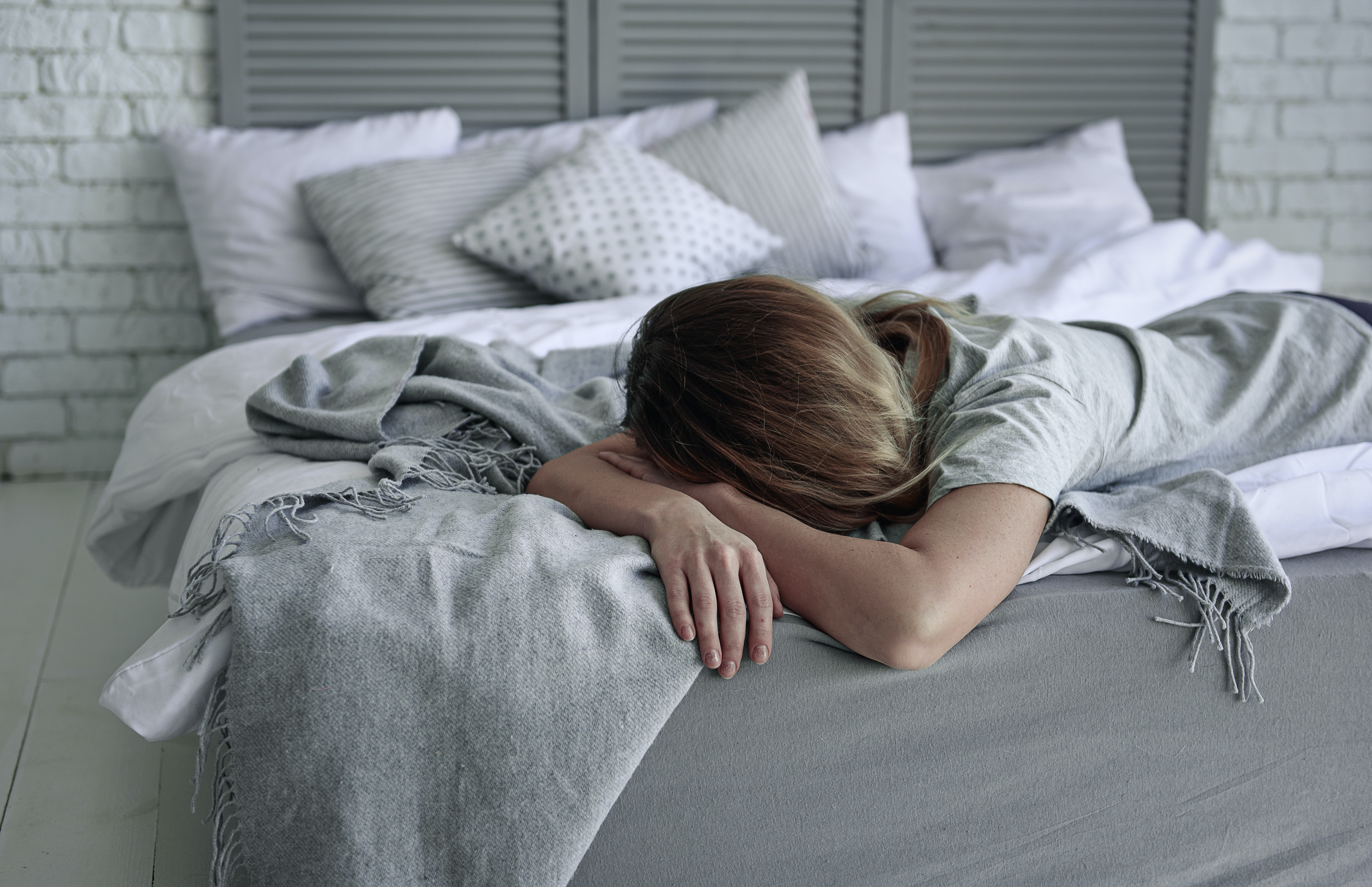 AAFU: I can't tell if my wife is depressed or just lazy