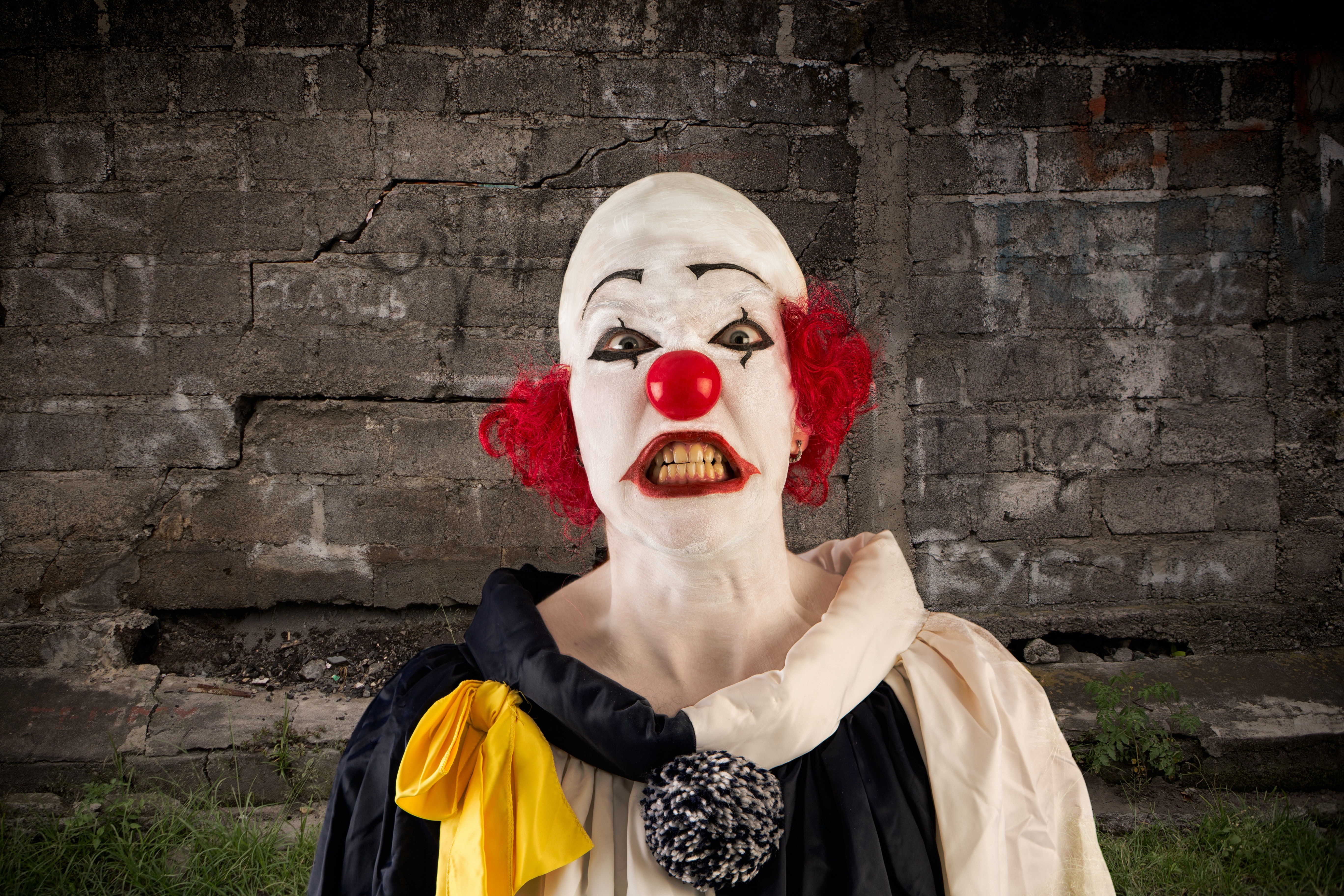 Tomorrow 161: Camping with Pennywise