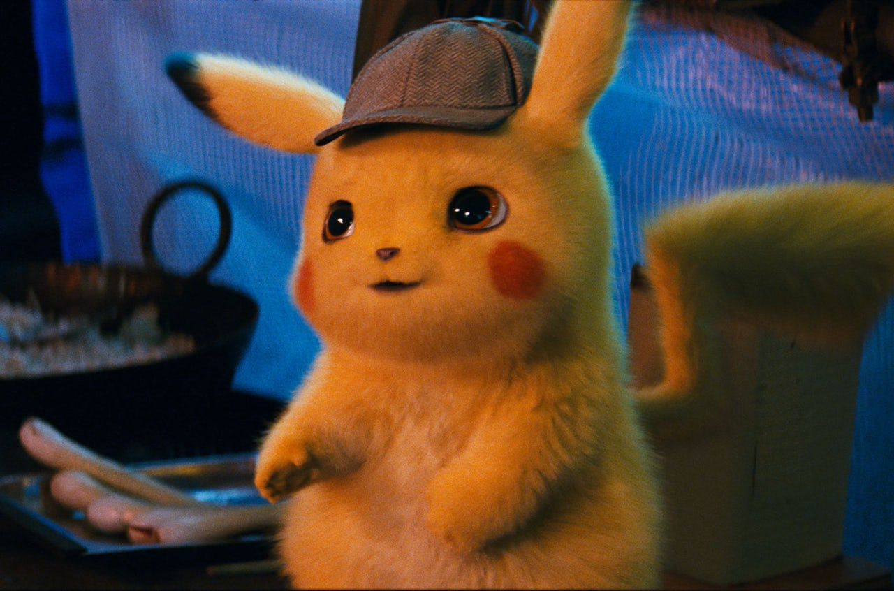 'Detective Pikachu' is the first film aimed at millennial parents