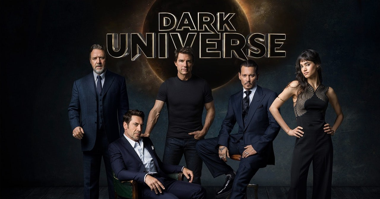 Ode to the Dark Universe