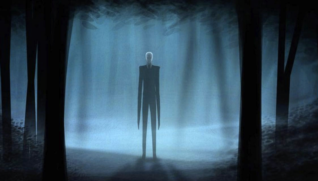 Slender Man for Boomers
