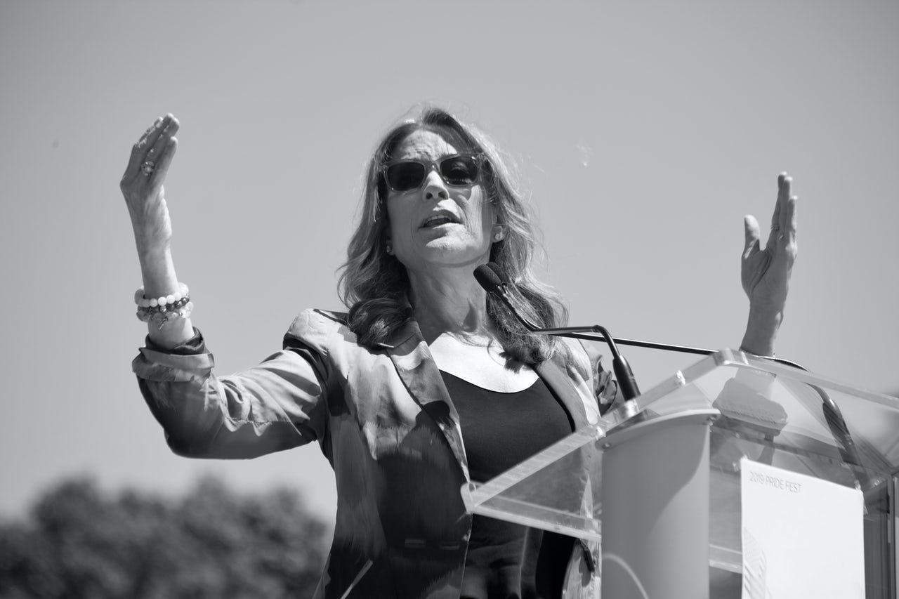 Marianne Williamson isn't kooky, she's just religious