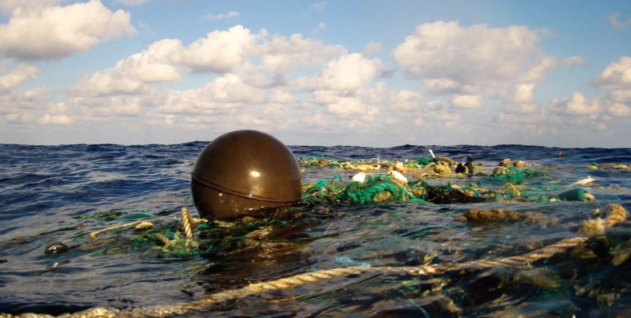 The Great Pacific Garbage Patch is the only wonder our world has produced