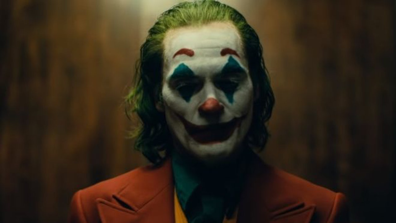 The Joker is a clown who loves crime