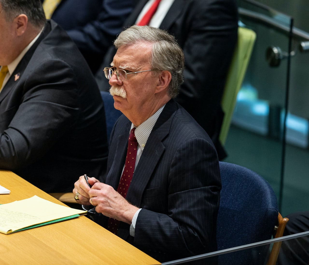John Bolton and the end of coherent political narratives