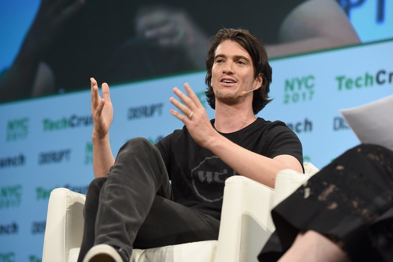 The extremely bad vibes of Adam Neumann