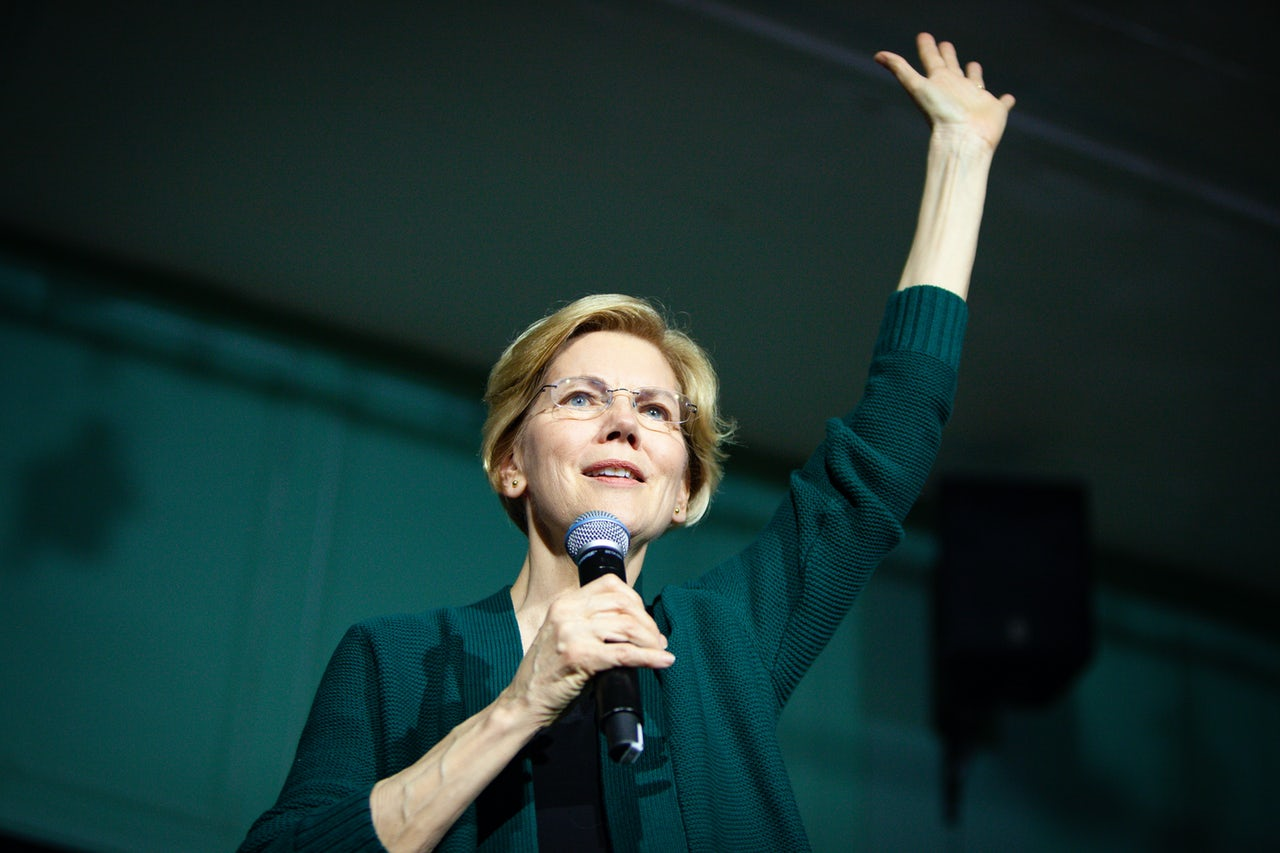 Here's why an endorsement of Elizabeth Warren drove leftists mad