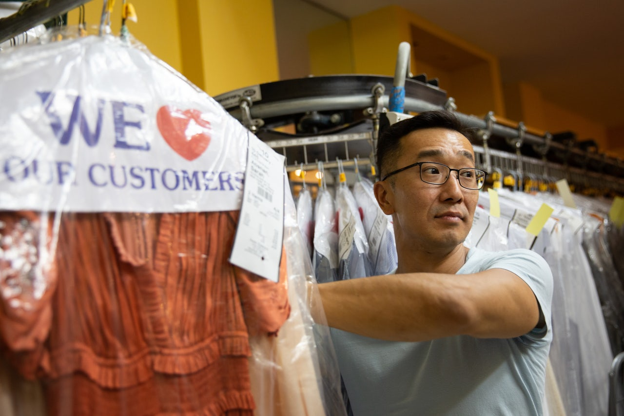 The uncertain future of your neighborhood dry cleaner