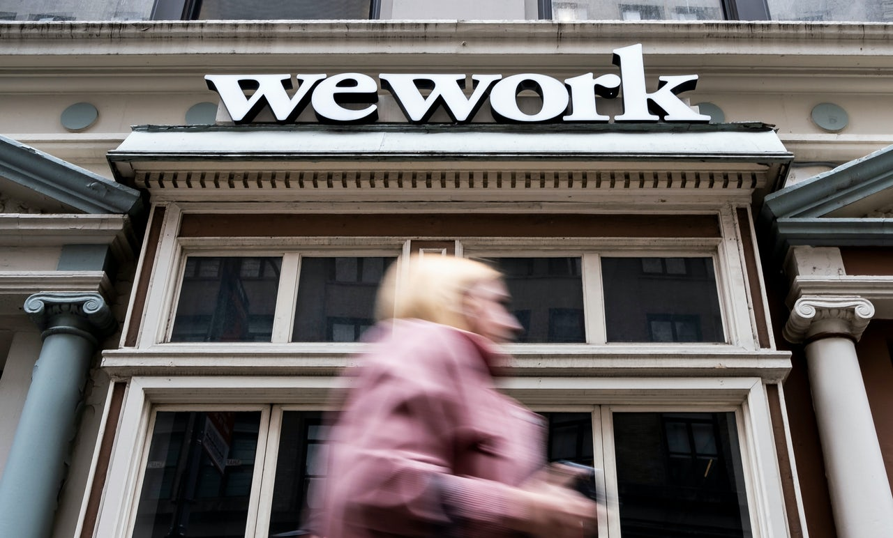 WeWork has real victims