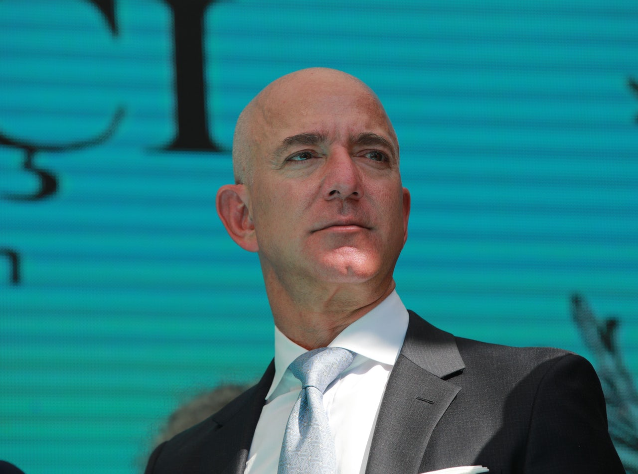 The Worship Of Billionaires Like Jeff Bezos Has Become Our Worst Religion