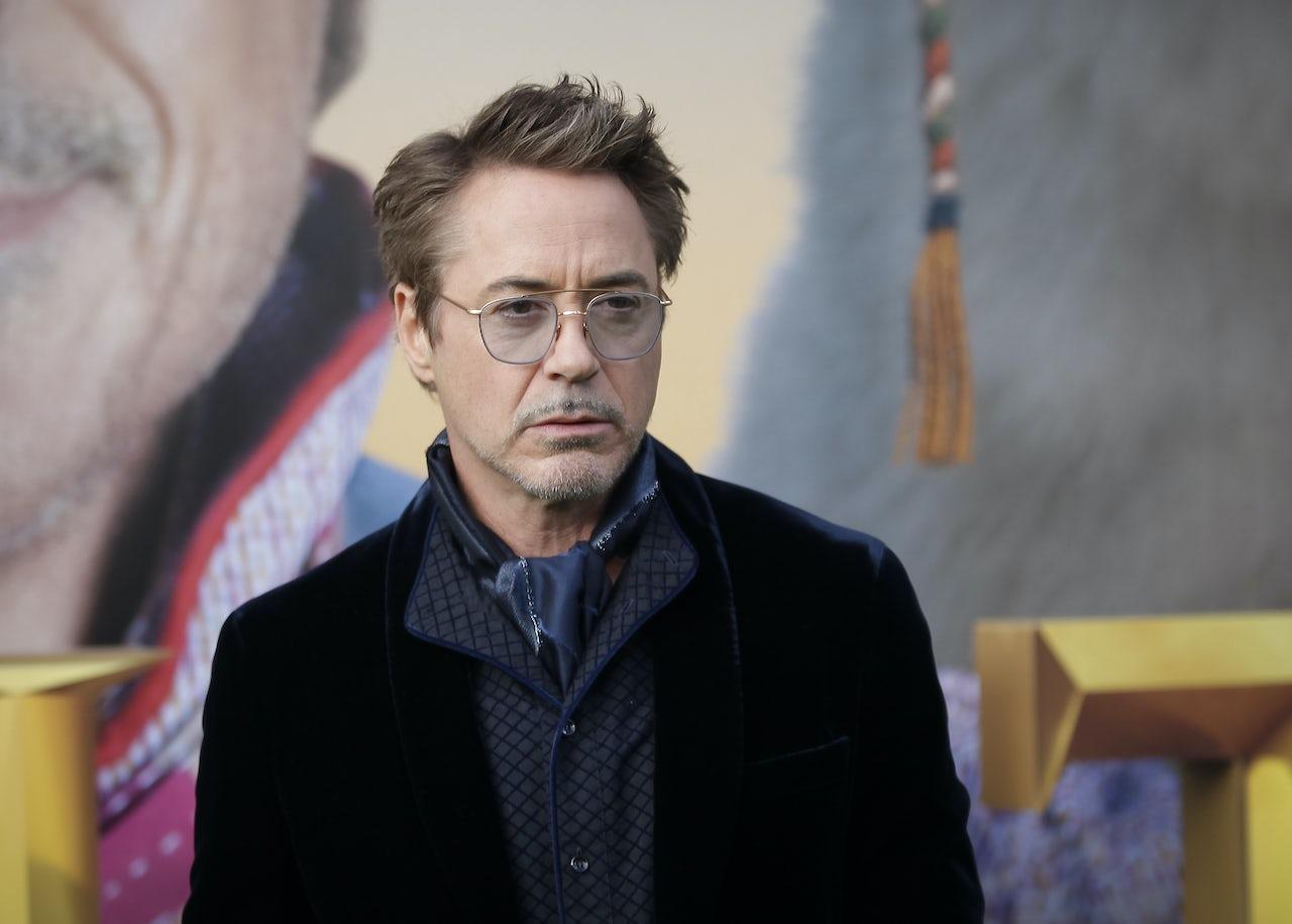 Is Robert Downey Jr. a good actor?