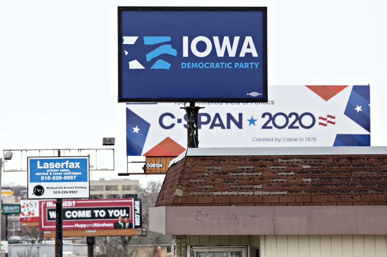 """Inside Acronym's disastrous foray into the Iowa caucuses: """"Far and away the most disorganized place I've ever been a part of."""""""
