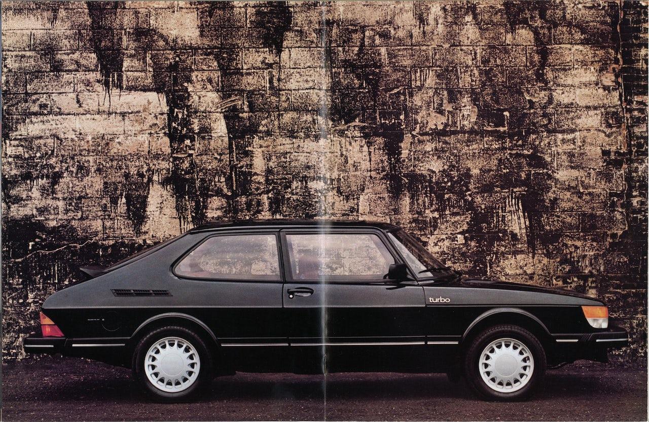 New cars make me want to Saab