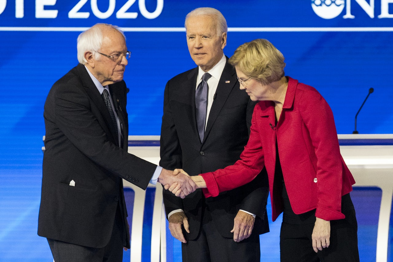 Elizabeth Warren was a good candidate, but it's time to go all in for Bernie