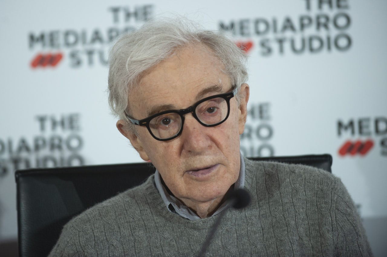 Woody Allen's book could signal a new era in the publishing industry