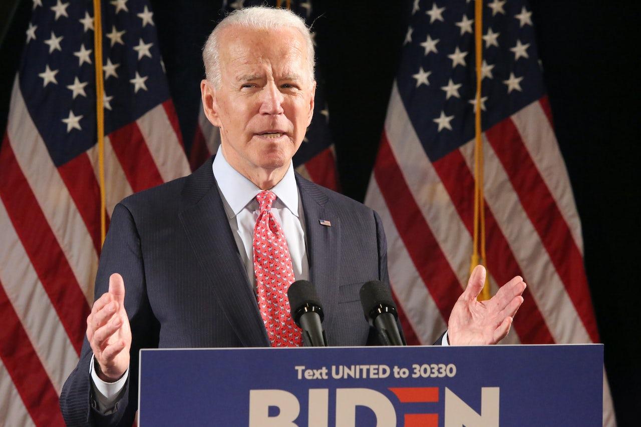 Donald Trump got us a present: It's Joe Biden
