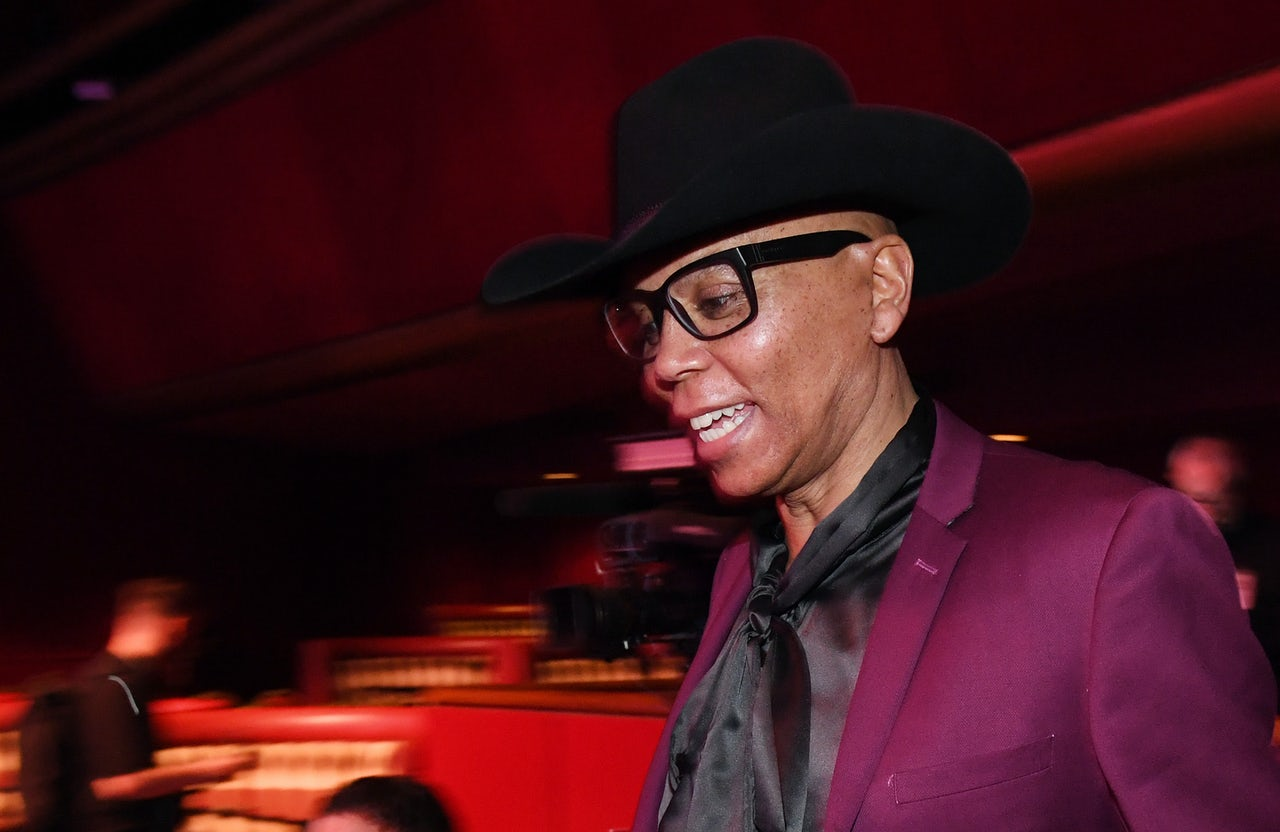 RuPaul is fracking at the end of the world