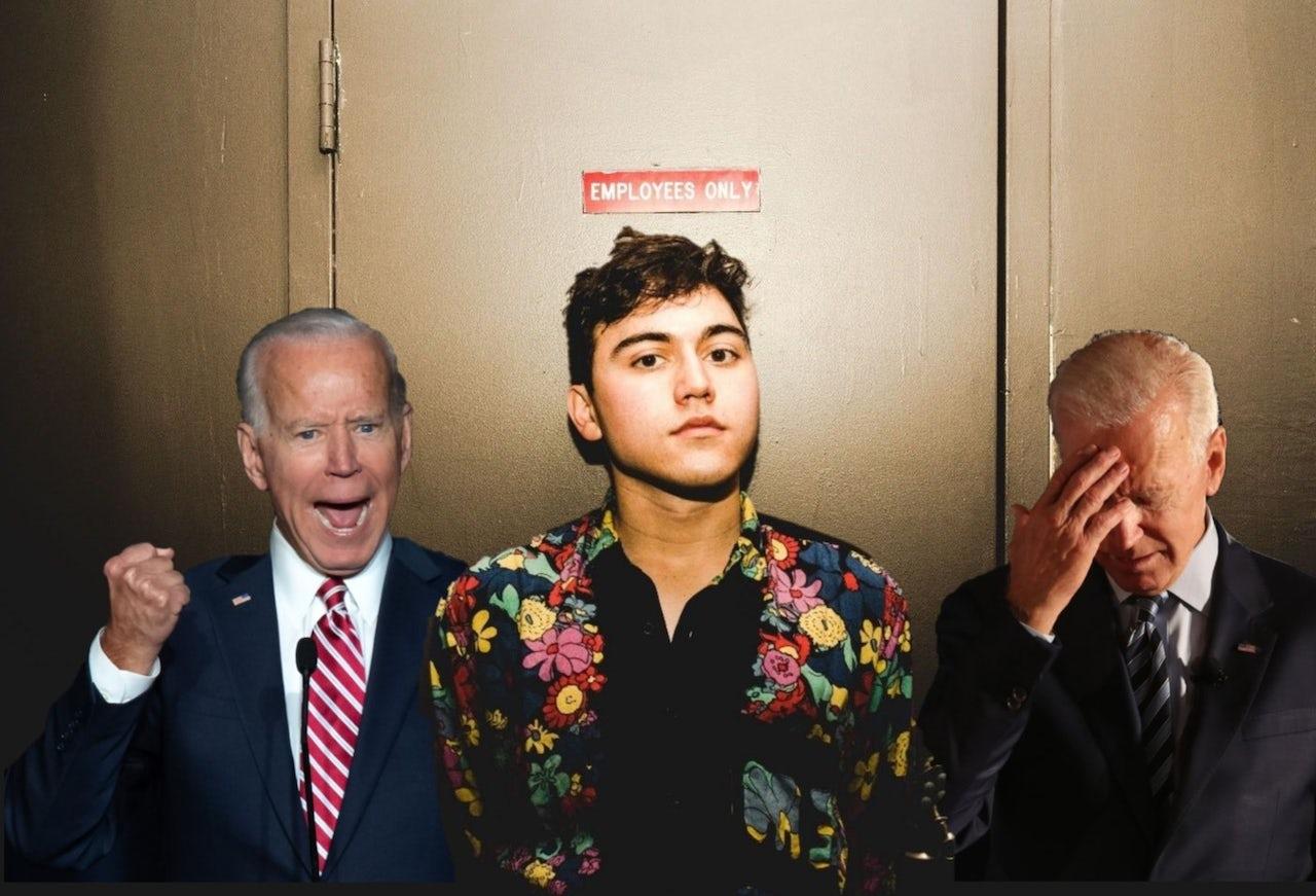 Area man not Joe Biden, despite tweets to the contrary