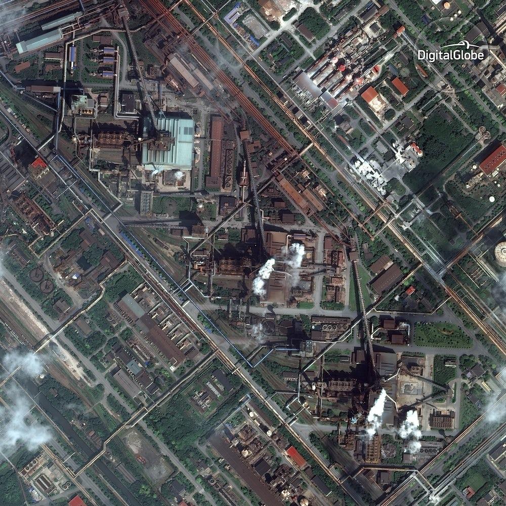 Yuepuzhen, China.